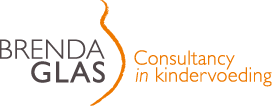 Logo Brenda Glas - Consultancy in kindervoeding